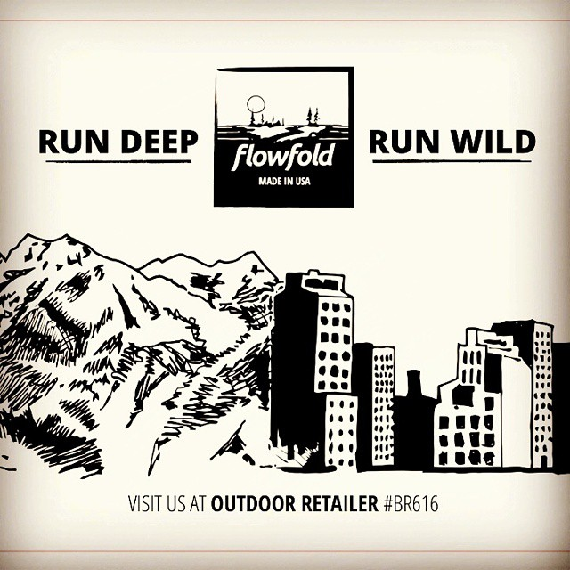 Thanks for the support from @thrillist @outsidemagazine @snowboardermag @backpackermag @50campfires and @thegearjunkie ! Stop by if you are here at #outdoorretailer @gear_30 @gearcoop @gearpatrol @coolmaterial @uncrate #flowfold