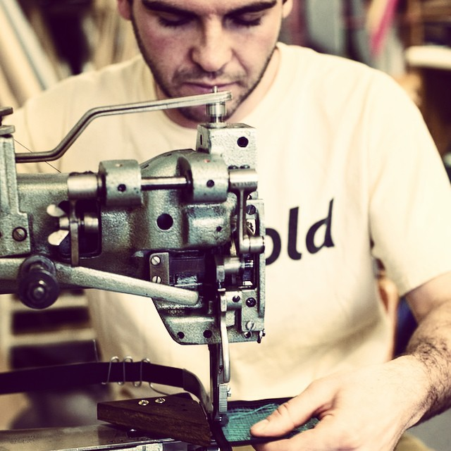 Sewing furiously into Winter #flowfold #ownermade #madeinusa #buylocal Photo: Judy Beedle Photography