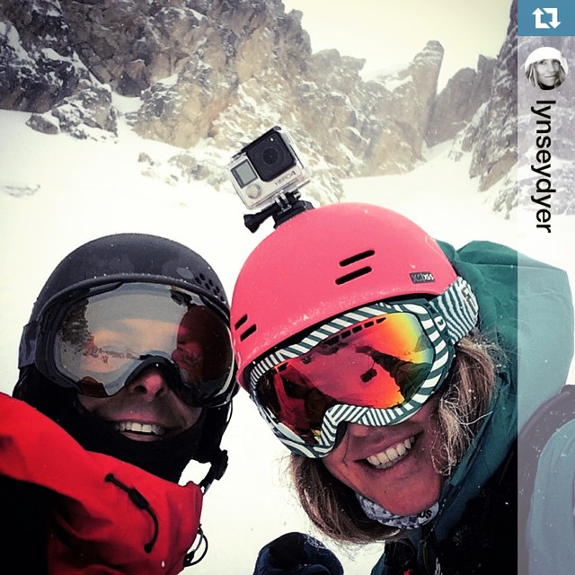 There's snow somewhere!!@jacksonhole Repost @lynseydyer ・・・