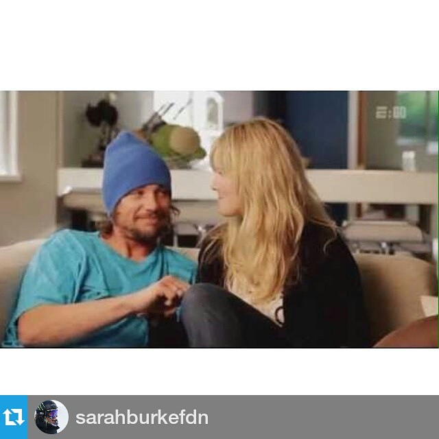 #Repost @sarahburkefdn ・・・ Tune in to today's E:60 #FirstInFlight.  Award winning actor Aaron Paul narrates this E:60 film, which chronicles the unforgettable story of Sarah Burke and Rory Bushfield. A journey of love, loss and living life to the...