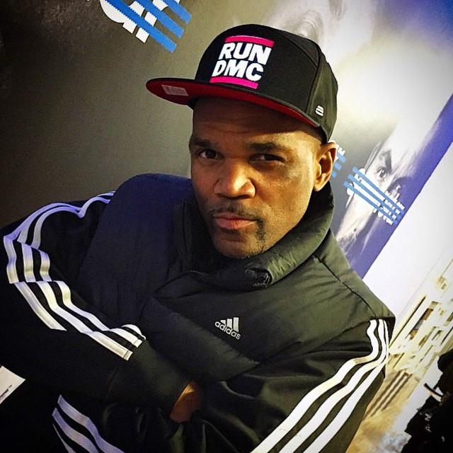 Lumativ is down with the king! @kingdmc of #RunDMC rocking his Lumative #snapback! #NYC