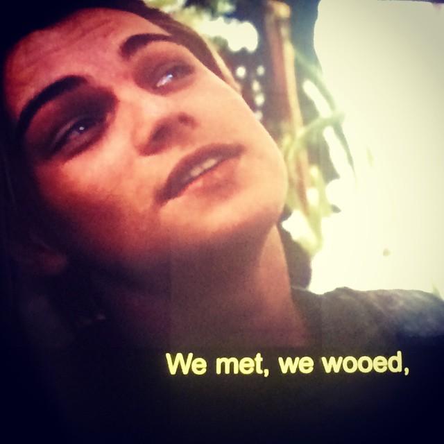 Oh, Leo.