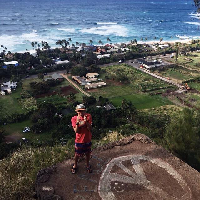 @nachogundesen desde Hawaii