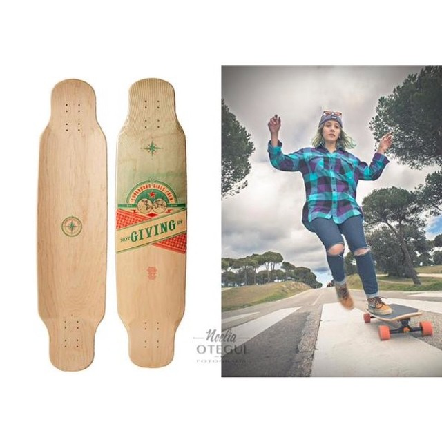 Our new LGC Board is out now! Perfect for dancing, freestyle & freeride. You can order yours at www.concretewave.de They ship worldwide!  Thanks to @concretewave_skateshop @iconelongboards & @ilusteo for all your help!  @itzibarros shot by...