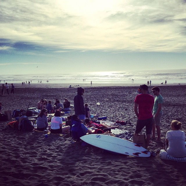 Winter beach days #Sundayfunday #surfing #sanfrancisco #oceanbeach #winteristhenewsummer #beach #ocean
