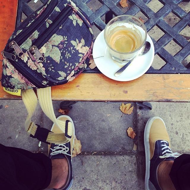 Feriado, café y #VansCaliforniaCollection