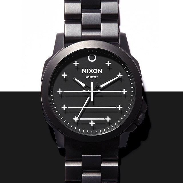 Introducing the second of three releases in the Instrument Panel LTD series, the Scope Ranger 45, now available in limited quantities at select retailers and on nixon.com.  Get it now because when they're gone, they're gone (link in bio:...