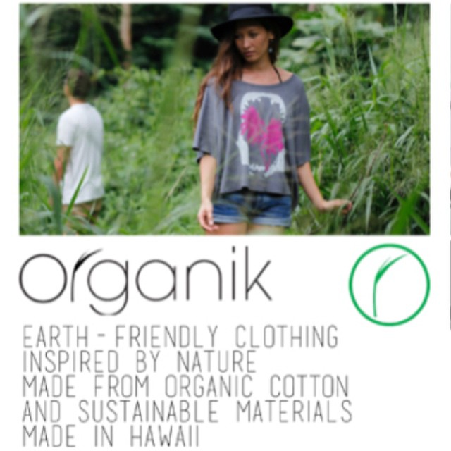 We're in #Tokyo. Visit us at #Interstyle booth #788 at Pacifico Yokohama today - Thurs 10-7. #Organik #madeinusa #ecofriendly #fashion #organic #organiccotton. #Hawaii
