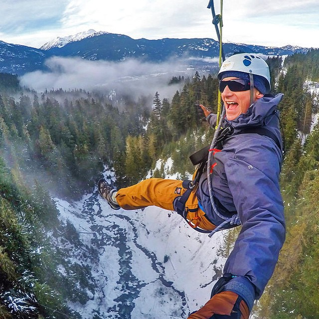 Adventure Travel Blog @expertvagabond is giving away a GoPole Core Bundle! Head over to ExpertVagabond.com for more information on how to enter. #gopro #gopole #zipline #whistler