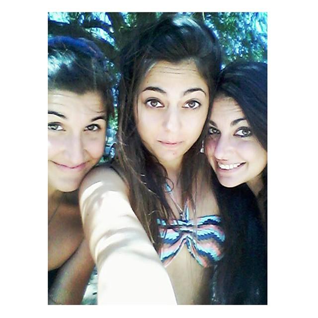 Que no se termine nunca #amistad #amarlas #friends #bff #summer #beach #praia #playa #NuevaAtlantis