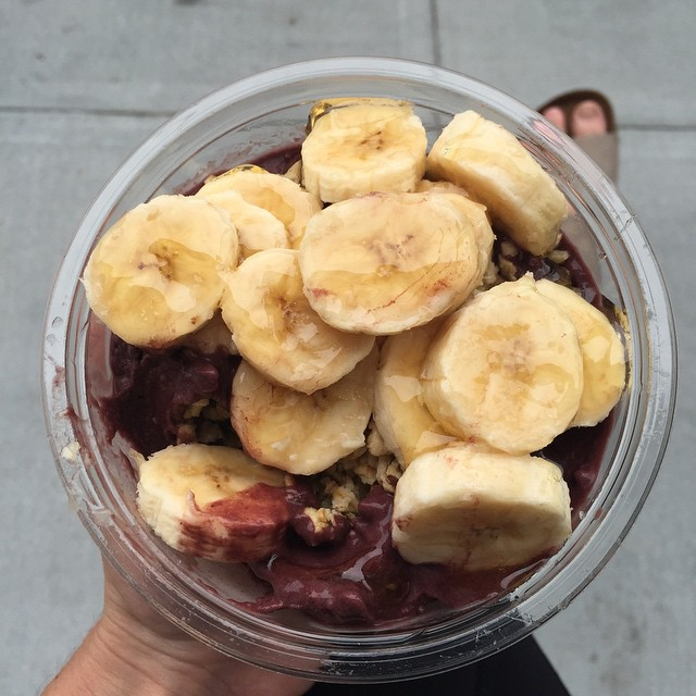 This will do! So excited @basikacai finally opened! Love having some aloha vibes and acai bowls in the neighborhood! #acaibowl #acai #sanfrancisco