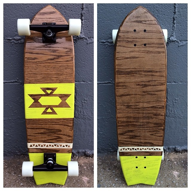 Anybody wanna grab up this longboard before it goes live tonight? Order by tomorrow at 12pm central to get in time for Xmas.