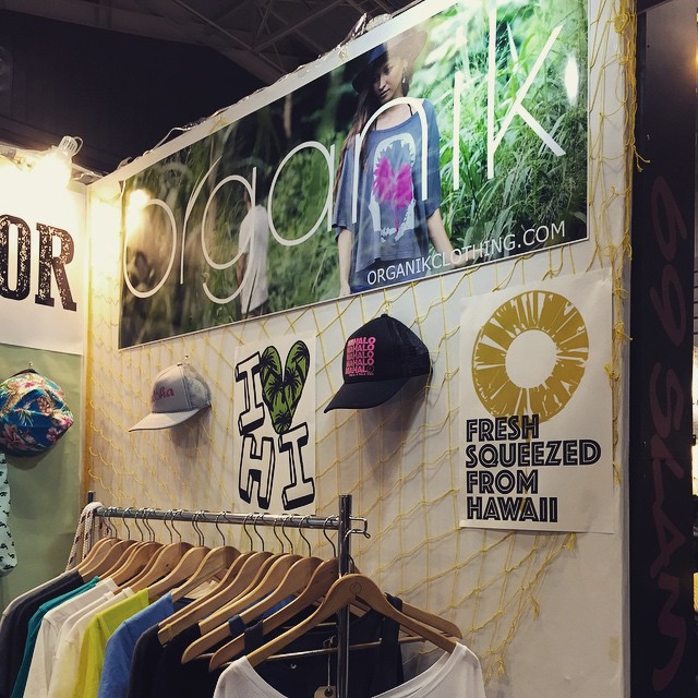 #interstyle day 2 from 10-7. See you there!  Visit us at booth #788. #Organik #sustainable #ecofriendly #eco #organic