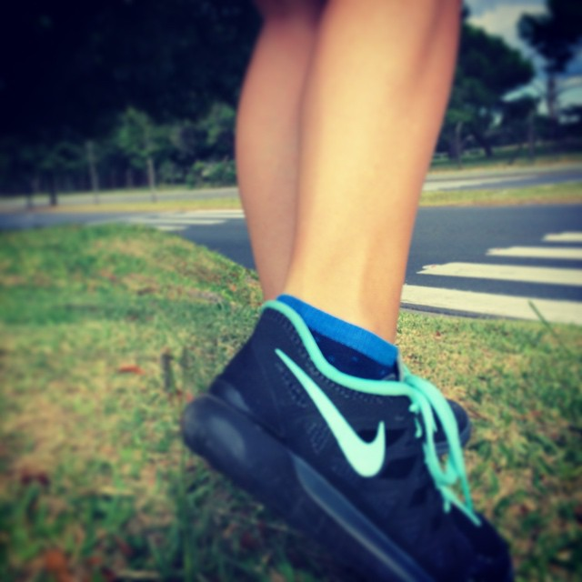 """""""Luércoles"""" Morning #run con las  #valencia #socks #style #MediasConOnda #YoUsoSuarez"""