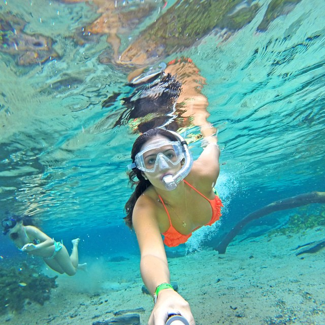 Underwater exploring in Bahia, Brazil. #gopro #gopole #gopolereach #snorkeling #explore #brazil @goproway2see