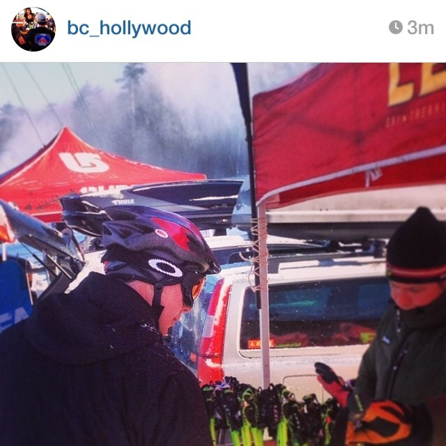 #helmetsarecool anytime of the year | #regram from @bc_hollywood | #notsurewhichsport
