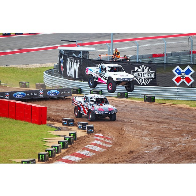#XGames Stadium Super Trucks racer @jlracing6 turned 29 years old today. (