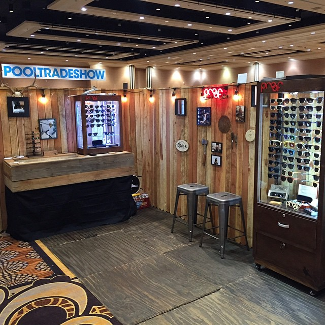 We're at @pooltradeshow! Are you?  Stop by Booth 1604 & say hi! #PoolTradeShow #iwantproof
