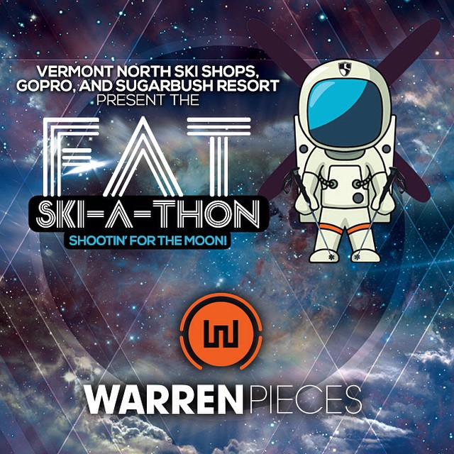 We are proud supporters of @hi5sfoundation and the upcoming FAT SKI event happening on March 1 at Sugarbush, VT