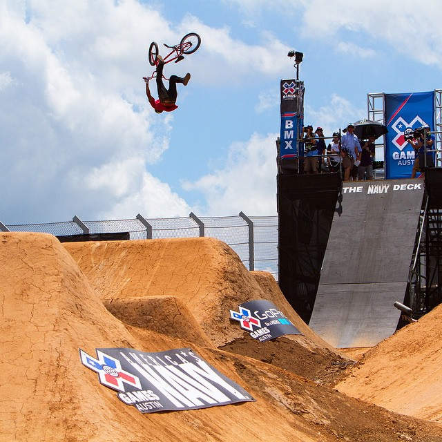 Two-time #XGames BMX Dirt competitor @tjellis_ turned 29 years old today. (