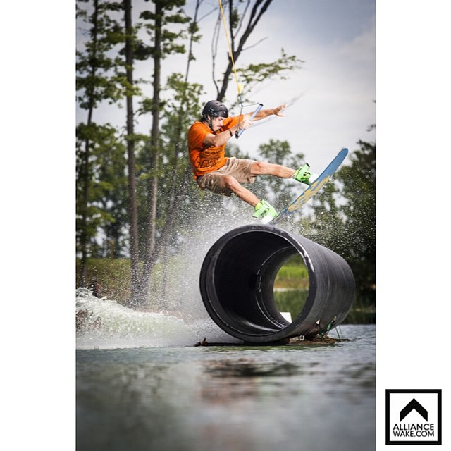 Best and Worst with team rider @wesleymarkjacobsen over at @alliancewake | link on our fb page |