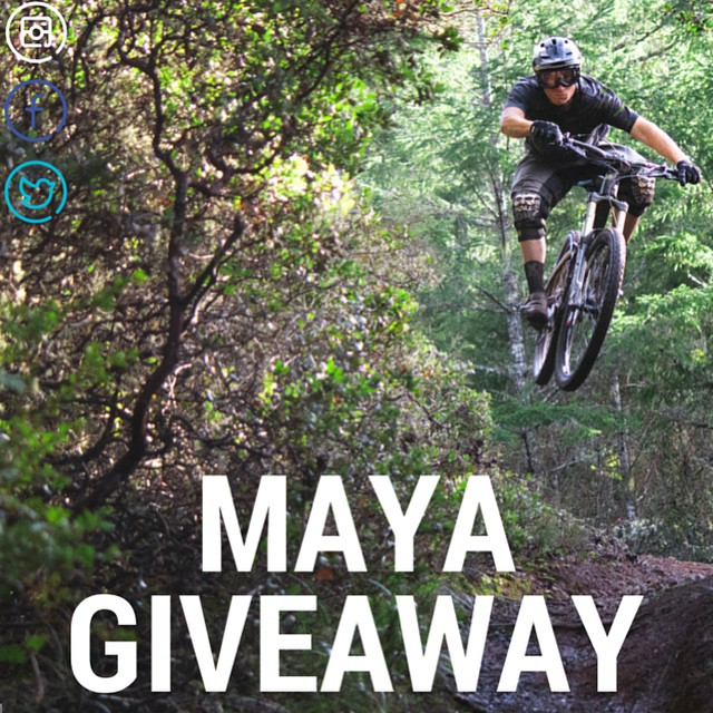 Tomorrow is the last day to enter for your chance to win the new Kali Maya. Enter at the link in our bio or on our Facebook page #winamaya