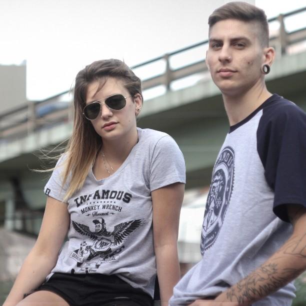 Modelo. Candela + Nahuel Fergero