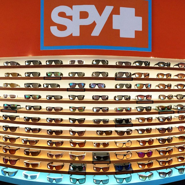Ever dreamed about having the happiest face on earth? Then come party with us tomorrow at the grand opening of our #SpyHappyCamp showroom in #Leucadia!  Enjoy beer from @lostabbey, food, music, happiness, prize pack giveaways & gift with purchase on...