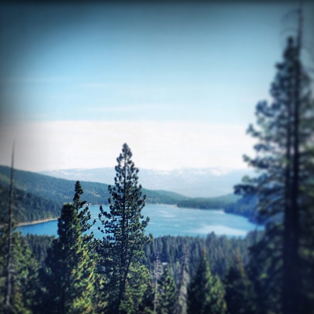 All this talk of #snow is making us miss home. #Tahoe #Truckee #dreamingofwinter #80degreesinKenya #summitforoursisters