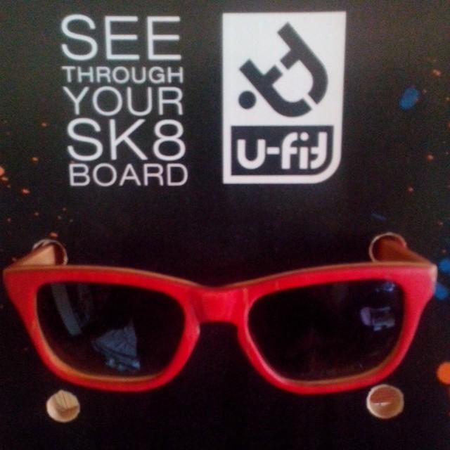 Anteojos reciclados de tablas de skate! #maple #anteojosdeskate  #anteojosreciclados  #ufit  #ufitargentina  #anteojos  #sunglasses
