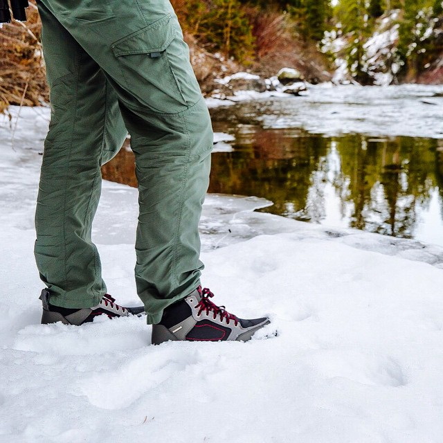 Another shot of @luminosityimaging's Ryan showing off his Clydes. #getoutthere and enjoy the weekend!