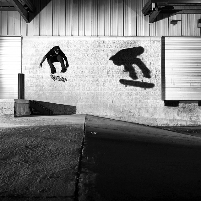 Sweet shot by @lukeshootsphotos in #issue29 of @jwskates Check it out #steezmagazine