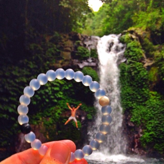 Make a splash! #livelokai #lokaiworld #Bali Thanks @garrett3vans