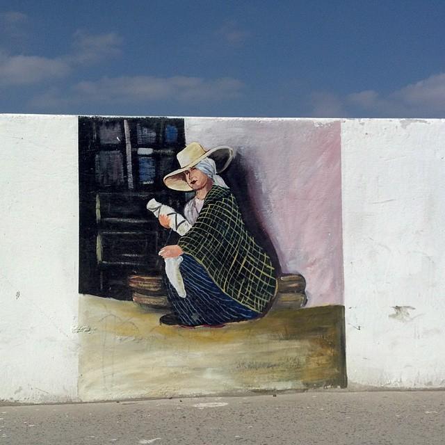 #streetart as seen in #Piura #Peru