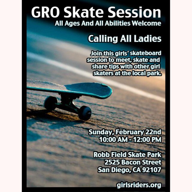 Come by our #grosession tomorrow morning! #ridetrue