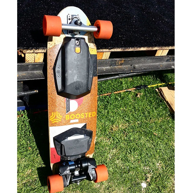 A Boosted Truncated Tesseract.  Commerce drooling.  #LoadedBoards #truncated #Tesseract #Orangatang  @boostedboards