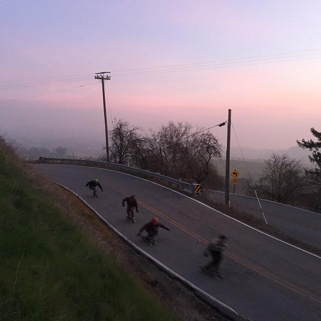 the boys enjoying some pack runs a few weeks back. photo @liam_lbdr_