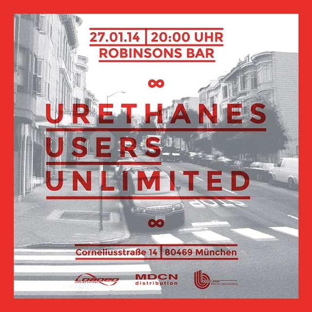Join us in Munich on January 27th for some four-wheeled urethane festivities.