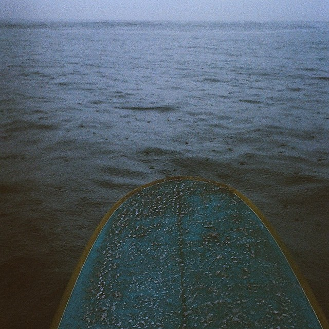 Morning showers @josholdenburgsurfboards