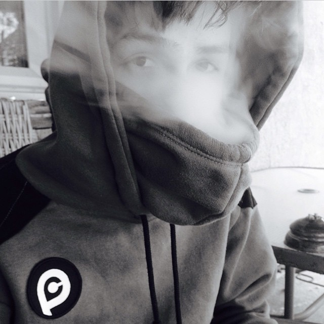#Regram @conor_reilley staying warm etc. in his PC Pullover #PushCultureApparel