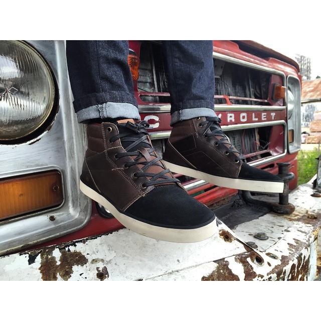 Te mostramos un adelanto de #Volcomfootwear #Invierno15 la colección es tremenda! #W15 #coming