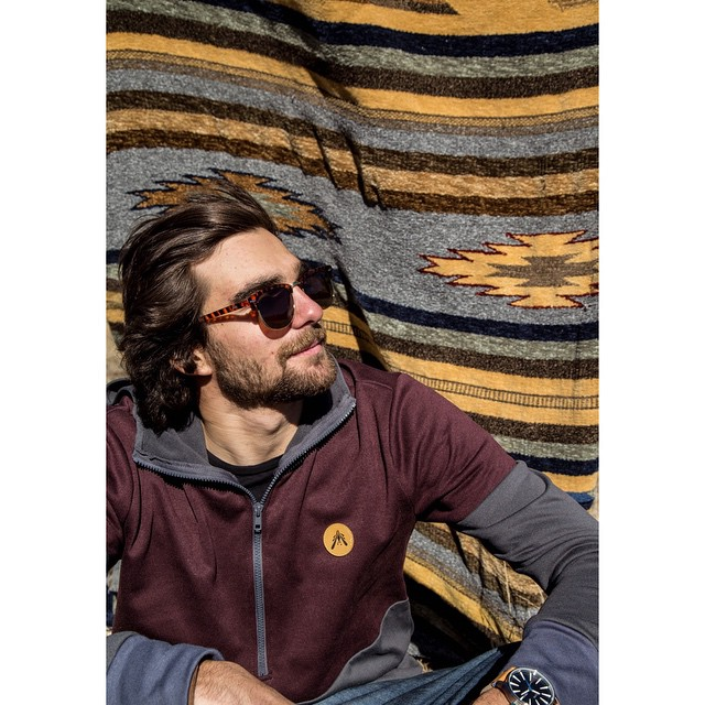 Sunday vibes with @nicomonforte in the [Gefo] hoodie. Available online.