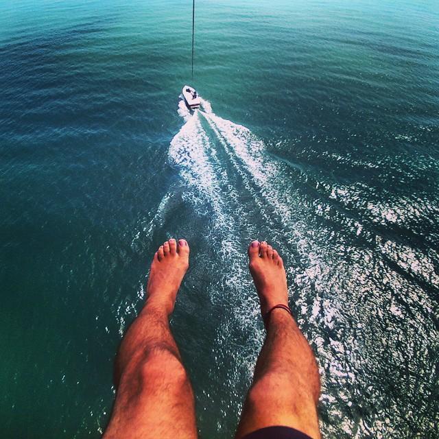 #parasail #xtremeadventures #playablanca #panama @playablancapanama #parasailing