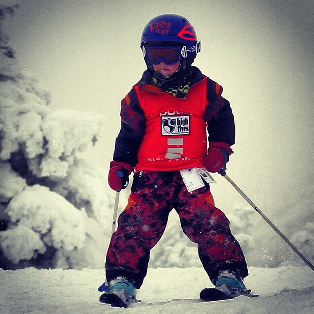 The countdown to the FAT SKI-A-THON is exactly 1-week, who is ready to ski with this champion, Waylon of @vtnorthskishop & @vtnorthproteam