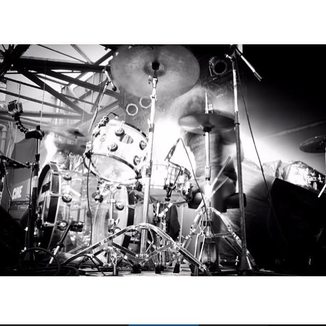 En su paso por Konex @ararat_musica y esta foto de Alfredo captada por @agusdusserre #VolcomEnt #TrueToThis