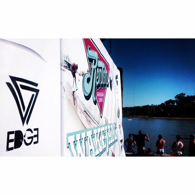 #EDGE presente en #WakeJamRenton, auspiciando a los ganadores de la competencia