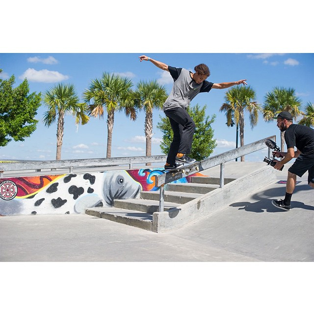 We'll be in sunny Florida for #TheBoardrAm this Friday and Saturday!  Tampa's top amateur skateboarder will earn an all-expenses-paid trip to compete at ❌ Games Austin. (