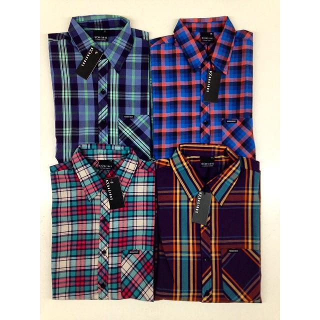 Short sleeeves shirts!
