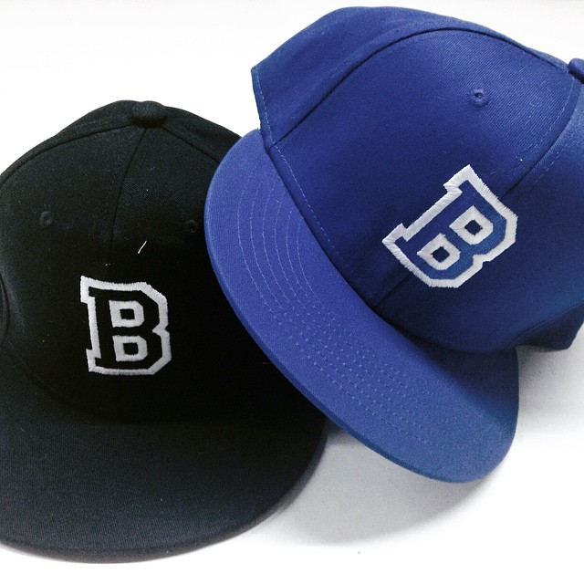 New caps!
