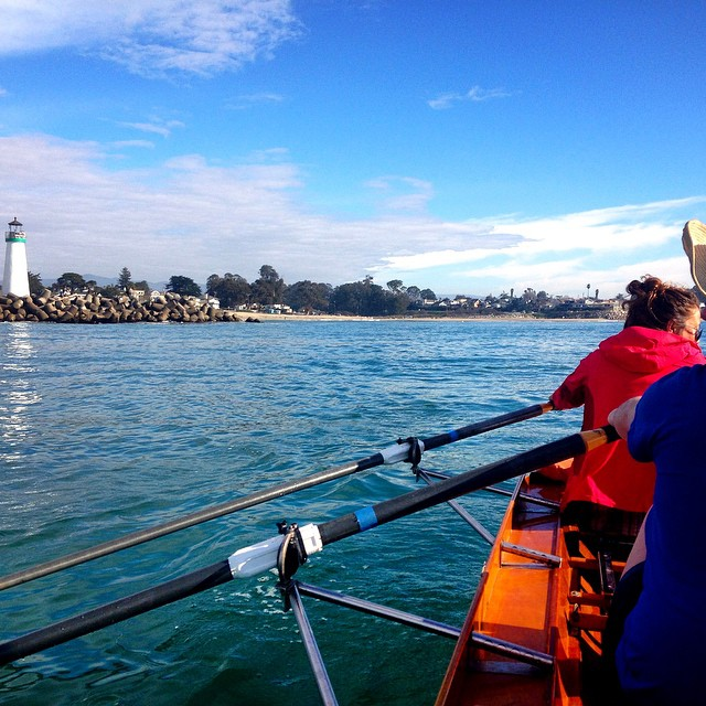 A bluebird day makes for excellent conditions to shoot the harbor mouth and glide through the rolling swell of the San Lorenzo! Samples were taken, smiles were had, and knees were banged by awkward oar strokes, adventurer Clark Tate reports. We love...